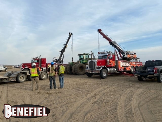 Construction Equipment Towing (2)